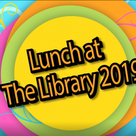 Summer Lunch at the Library 2019